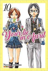 Your Lie In April Vol.10
