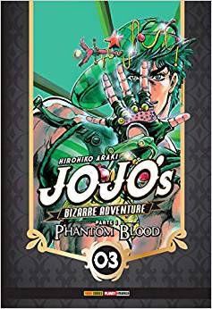 Jojo'S Bizarre Adventure Vol.03