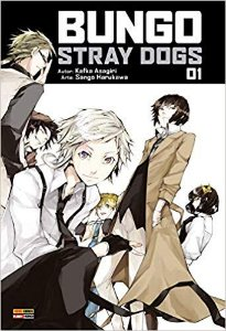 Bungo Stray Dogs Vol.01
