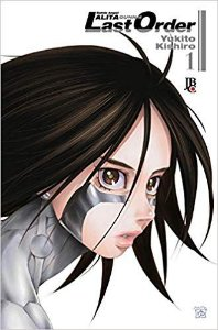 Battle Angel Alita Last Order Vol.01