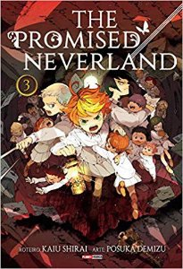 The Promised Neverland Vol.03