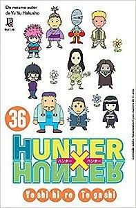 Hunter X Hunter Vol.36