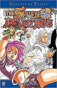 The Seven Deadly Sins Vol.34