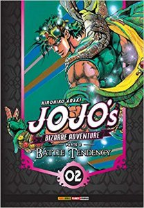 Jojo'S Bizarre Adventure Parte 2 Battle Tendency Vol.02