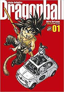 Dragon Ball Edição Definitiva Vol.01