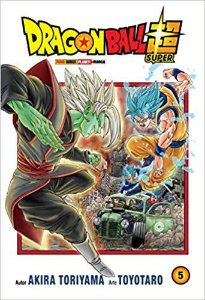 Dragon Ball Super Vol.05