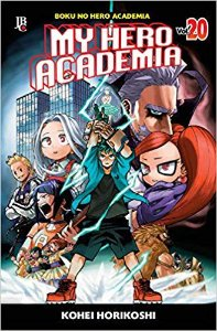 My Hero Academia Vol.20