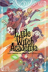 Little Witch Academia Vol.03