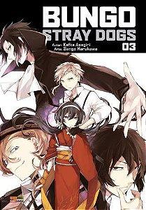 Bungo Stray Dogs Vol.03