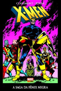 X-Men: A Saga da Fênix Negra - Vol.01