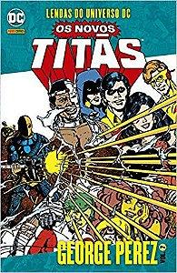 Lendas Do Universo Dc: Os Novos Titãs Vol.07