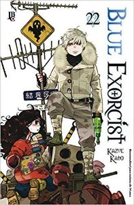 Blue Exorcist Vol.22