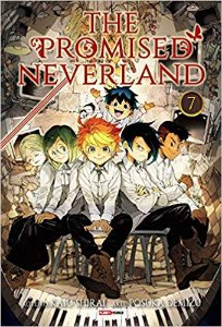 The Promised Neverland Vol.07