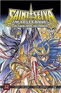 Os Cavaleiros Do Zodíaco - The Lost Canvas Vol.12