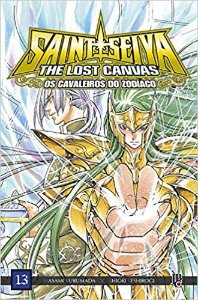 Os Cavaleiros Do Zodíaco - The Lost Canvas Vol.13