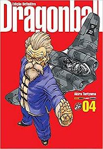 Dragon Ball Edição Definitiva Vol.04