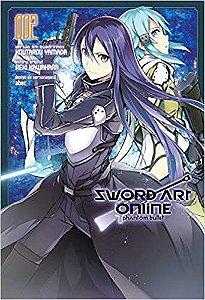 Sword Art Online - Phantom Bullet Vol.02