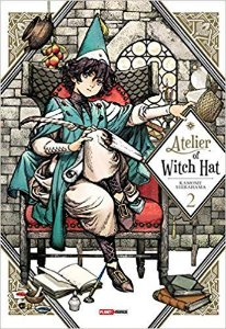Atelier Of Witch Hat Vol.02