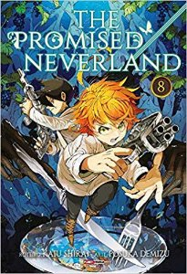 The Promised Neverland Vol.08
