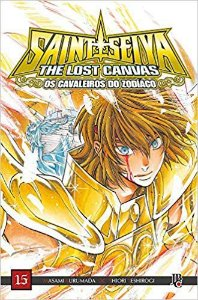 Os Cavaleiros Do Zodíaco - The Lost Canvas Vol.15