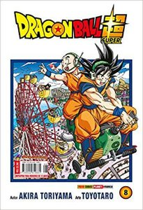 Dragon Ball Super Vol.08