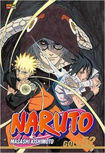 Naruto Gold Vol.52