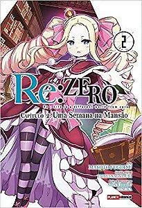 Re: Zero - Capítulo 2: Uma Semana Na Mansão Vol.02