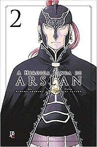 A Heroica Lenda De Arslan Senki Vol.02