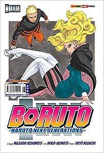 Boruto - Naruto Next Generations Vol.08