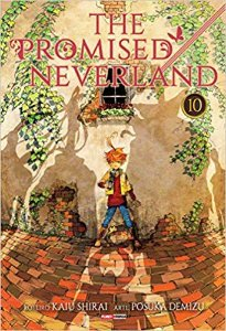 The Promised Neverland Vol.10