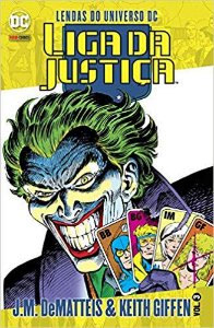 Lendas Do Universo Dc: Liga Da Justiça Vol.03