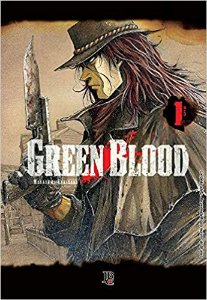 Green Blood Vol.01