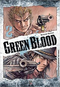 Green Blood Vol.02