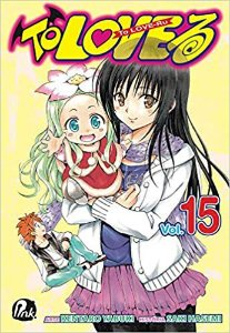 To Love Ru Vol.15