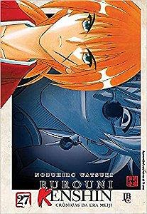 Rurouni Kenshin Vol.27