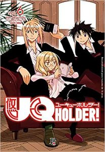 UQ Holder Vol.06
