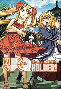 UQ Holder Vol.10