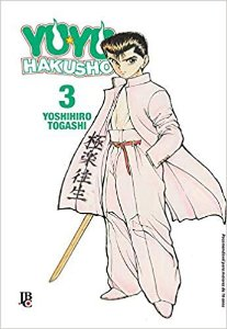 Yu Yu Hakusho Vol.03