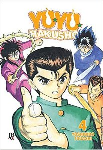 Yu Yu Hakusho Vol.04