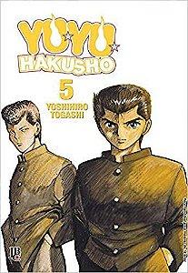 Yu Yu Hakusho Vol.05