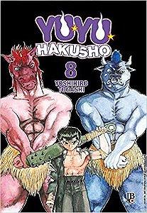 Yu Yu Hakusho Vol.08