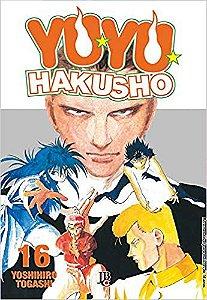 Yu Yu Hakusho Vol.16