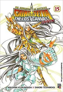 Os Cavaleiros Do Zodíaco: The Lost Canvas - Gaiden Vol.15