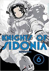Knights Of Sidonia Vol.06