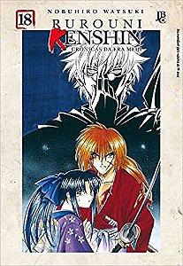 Rurouni Kenshin Vol.18