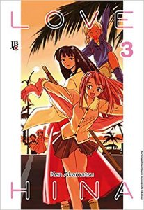 Love Hina Vol.03