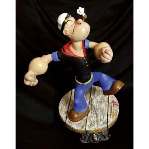 Popeye 1/5 The Sailor Man - Classic Version Statue