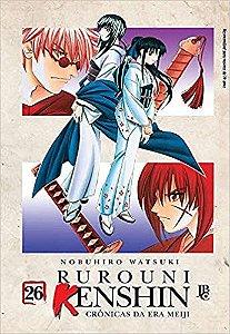 Rurouni Kenshin Vol.26