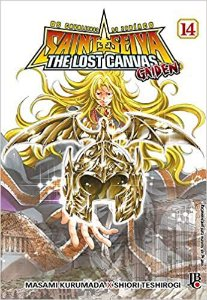Os Cavaleiros Do Zodíaco: The Lost Canvas - Gaiden Vol.14