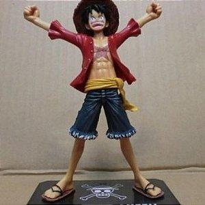 Boneco Anime One Piece Figuarts Zero Monkey D Luffy